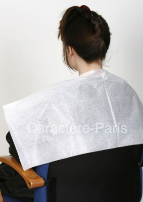 Cape de protection pour la coloration colortex lot de - Salon de coiffure qui recherche apprenti cap ...